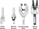 SwivlEze TRANSOM SAVER ROLLER/BOLT SP-4000-ADJ-RB (Image for Reference)