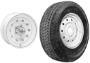 Americana Tire and Wheel Mod Rim W/St175/80D13C 5H 3S157 (Image for Reference)