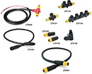 Actuant 270000 Nmea 2000 Pwr Cable W Tee - 1 Meter