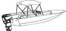 Carver 2 BOW BIMINI WHITE VINYL V4257U (Image for Reference)