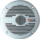 BOSS MANUFACTURING MARINE SPEAKERS WHITE 2-WAY MR50W (Image for Reference)