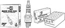 Champion SPARK PLUG CHAMPION RV12YC RV12YC/406-4 BOX (Image for Reference)