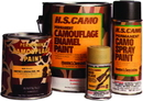 H.S.Camo MUD BROWN, SPRAY CAN 00322 (Image for Reference)