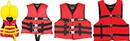 Airhead 10002-02-A-RD Child Gp Vest Red