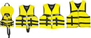 Airhead 10002-03-A-YW Youth Gp Vest, Yellow