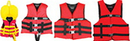 Airhead 10002-15-A-RD Adult Gp Vest, Red