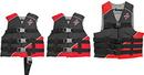 Airhead 10091-07-A-RD Airhead Slash Vest, Xs, Red