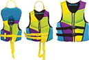 Airhead 10074-02-B Gnar Neolite Flex Vest, Child