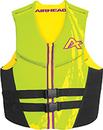 Airhead 10076-13-B-LG Swoosh Neolite Flex Vest Grn 3Xl