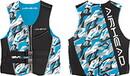 Airhead 15002-07-B-BL Blue Camo Mens Neolite Vest, Xs