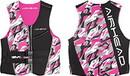 Airhead 15003-10-B-PI Pink Camo Womens Neolite Vest, L