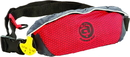 Airhead 14102-RD Inflat Belt Pack Pfd, 24G, Basic, Red