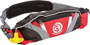 Airhead 14104-RD Inflat Belt Pack Pfd, 24G Deluxe, Red