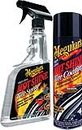 Meguiars HOT SHINE TIRE SPRAY G12024 (Image for Reference)