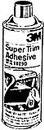3M SUPER TRIM ADHESIVE 08090 (Image for Reference)