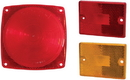 Optronics REPLACEMENT RED LENS SET A8RK (Image for Reference)