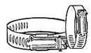 Handiman SS HOSE CLAMP 7/32-5/8 530015(BX/10) (Image for Reference)