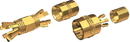 Shakespeare GOLD PLATED CONNECTOR PL258-CP-G (Image for Reference)