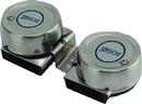 SeaDog 431120-1 Ss Mini Compact Horn - Twin