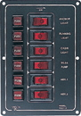 SeaDog ALUM SWITCH PANEL-VERTICAL 422110-1 (Image for Reference)