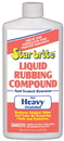 Starbrite RUBBING COMPOUND HEAVY 081318 (Image for Reference)