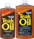 Star-Brite PREMIUM TEAK OIL 32 oz. 085132 (Image for Reference)