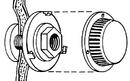 TH-M AERATOR FILTER AF-1-DP (Image for Reference)