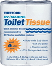 Thetford MARINESOFT TISSUE-1PLY-4PAK 20804 (Image for Reference)