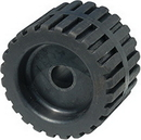 TIE DOWN ENGINEERING 3560122 Wobble Roller - Ribbed Rub - Black - 4