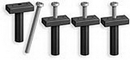Trac ISOLATOR BOLTS - 4 PACK T10075 (Image for Reference)