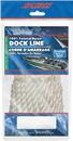 SeaSense 50012981 3/8In X 15Ft  Tw Wht Nylon Dl