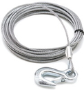 SeaSense 50018121 Winch Cable 1/8Inx20Ft