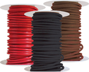 SeaSense 50031077 16G Tinned Wire Black 25Ft