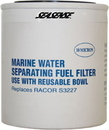 SeaSense 50052116 Fuel Filter W/Clear Bowl