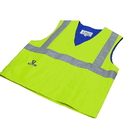 TechNiche 6538 Evaporative Cooling Traffic Safety Vests ANSI Class II