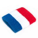 GOGO NBA Style Stripe Color Wristband