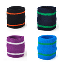 GOGO Striped Sweatband, Custom Your Own Color