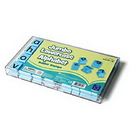 Educational Insights 1615 Alphabet Rubber Stamps Jumbo-Lowercase 1