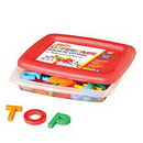 Educational Insights 1630 Alphamagnets®-Multicolored Uppercase (42 Pieces)