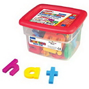 Educational Insights 1684 Alphamagnets®- Jumbo Multicolored Lowercase (42 Pieces)