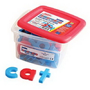 Educational Insights 1685 Alphamagnets®- Jumbo Color-Coded Lowercase (42 Pieces)