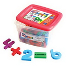 Educational Insights 1686 Mathmagnets®- Jumbo Multicolored (42 Pieces)