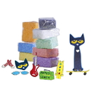 Learning Resources 1901 Pete The Cat Playfoam