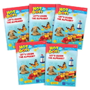 Learning Resources 2395B Hot Dots Jr. Let'S Learn The Alphabet Interactive Books (5 Book Set - Books Only)