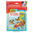 Learning Resources 2395 Hot Dots Jr. Let'S Learn The Alphabet Interactive Book & Pen Set