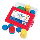 Learning Resources 32060 Customary Safe-T® Weight Set