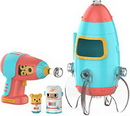 Educational Insights 4187 Design & Drill® Bolt Buddies™ Rocket