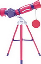 Educational Insights 5129-P Geosafari® Jr. My First Telescope - Pink
