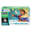 Learning Resources 8806 New Geosafari Jr. Talking Telescopetm