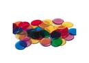 Learning Resources LER0131 Transparent Counters, Set of 250